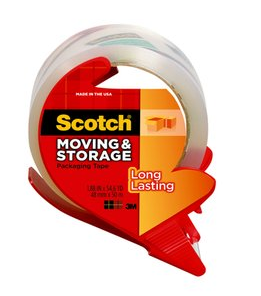 Scotch Moving & Storage Tape
