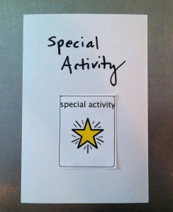 Special Activity Image