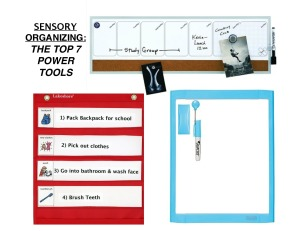 Sensory Organizing Power Tools