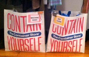 Landry Bag System
