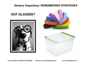 Remembering Strategies